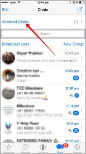 Funktion zum Aufbewahren Ihrer Nachrichten